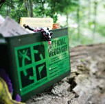 Geocaching Treasure Hunts near Maupin